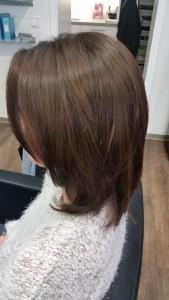 Eine neue Haarfarbe – natürlich – glänzend – schön!